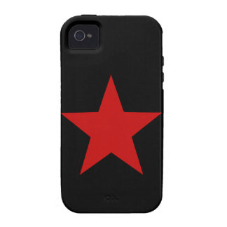 Red Star iPhone 4/4S Cover