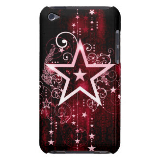 red star iPod Case-Mate cases