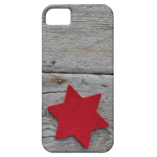 Red star case for the iPhone 5