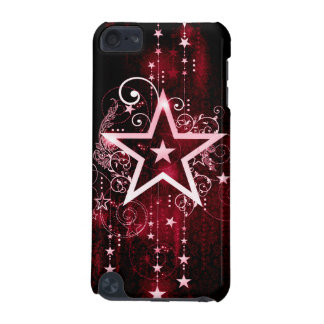 red star iPod touch 5G cases