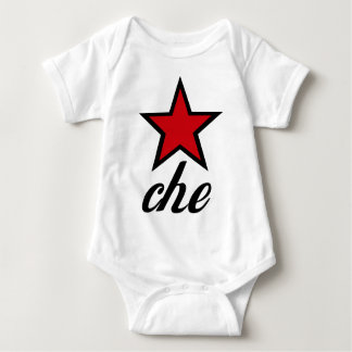 Red Star Che Guevara! Baby Bodysuit