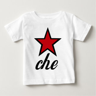 Red Star Che Guevara! Baby T-Shirt