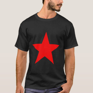 Red Star Design T-Shirt