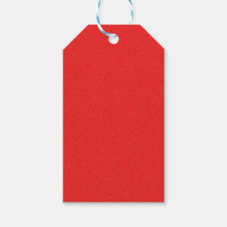 Red Star Dust Gift Tags