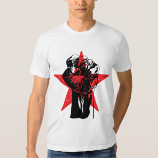 Red Star Fist Ernesto Che Guevara (Tee) T-shirts
