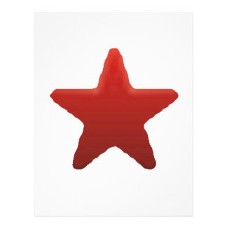 Red Star Custom Flyer