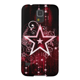 red star galaxy s5 cover