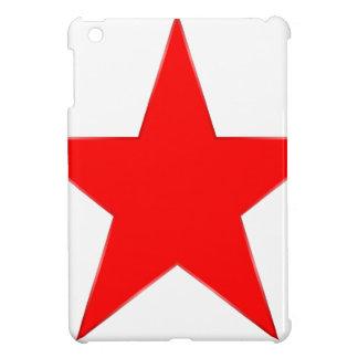 Red Star iPad Mini Cover