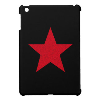 Red Star iPad Mini Hard Case iPad Mini Cases