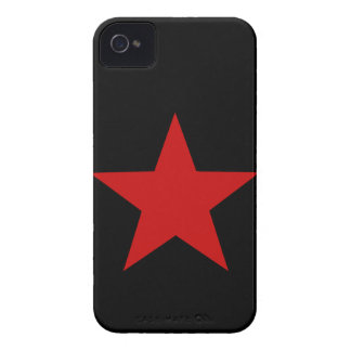 Red Star iPhone 4 Case-Mate Cases