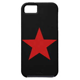 Red Star iPhone 5 Case