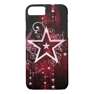 red star iPhone 7 case