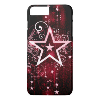 red star iPhone 7 plus case