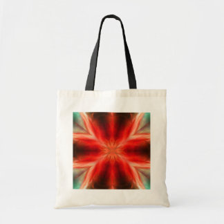 Red Star Kaleido-Tote Tote Bag