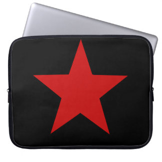 Red Star Laptop Sleeve
