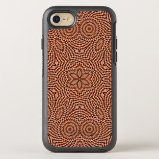 Red Star Mandala OtterBox Symmetry iPhone 7 Case