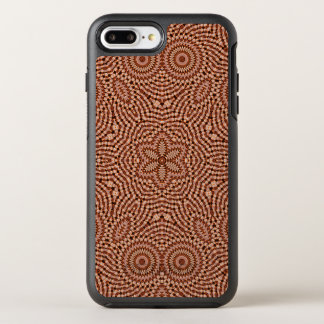 Red Star Mandala OtterBox Symmetry iPhone 7 Plus Case