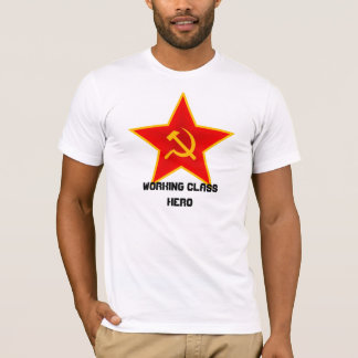 "Red Star ""Working Class Hero"" T-Shirt"
