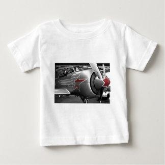 Red Star Yak 52 Baby T-Shirt