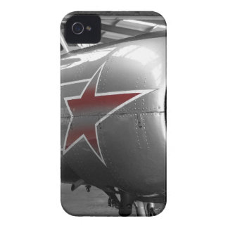 Red Star Yak 52 iPhone 4 Case