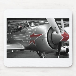 Red Star Yak 52 Mouse Mat