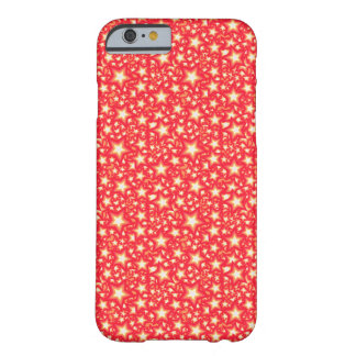Red Stars iPhone 6 Case