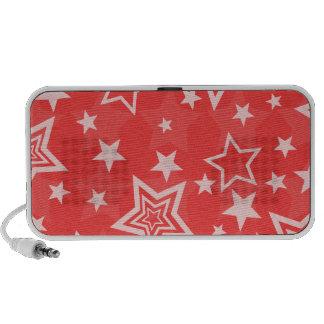 Red Stars Speaker