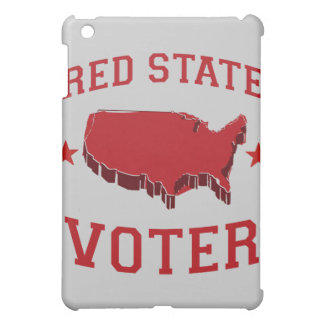 RED STATE VOTER CASE FOR THE iPad MINI