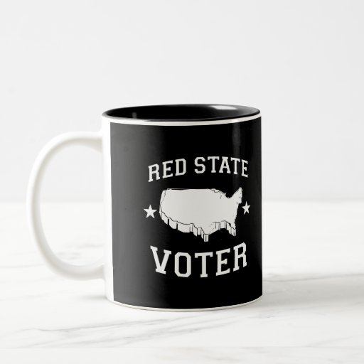 RED STATE VOTER - COFFEE MUGS