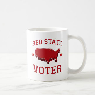 RED STATE VOTER MUGS