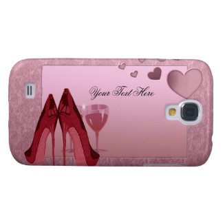 Red Stiletto's, Cocktails, Hearts Electronic Case