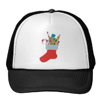 Red Stocking Hat