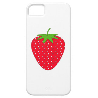 Red Strawberry. Barely There iPhone 5 Case