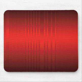 red stripy mouse pad