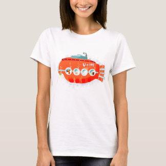 Red submarine T-Shirt