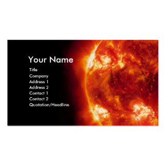 Red Sun business card