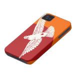 Red Sun iPhone 4 Case