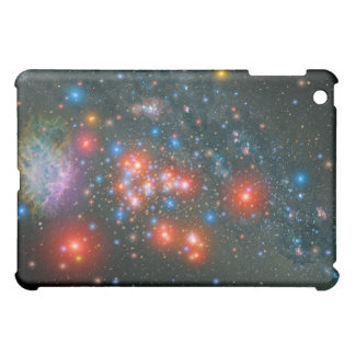 Red Super Giant Cluster Case For The iPad Mini