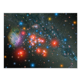 Red Super Giant Cluster Photo