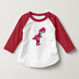 Red T-Rex Shirt