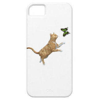Red Tabby Cat Case For The iPhone 5