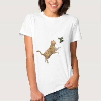 Red Tabby Cat T Shirt