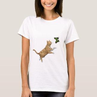 Red Tabby Cat T-Shirt