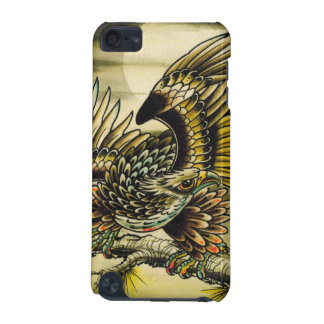Red Tai Hawk iPod Touch 5G Case