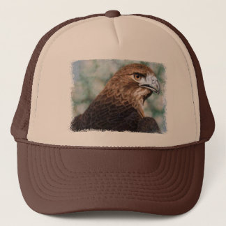Red-tail Hawk Cap