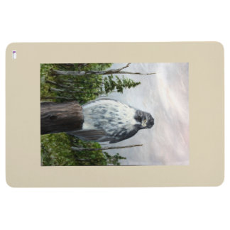 Red Tail Hawk Floor Mat