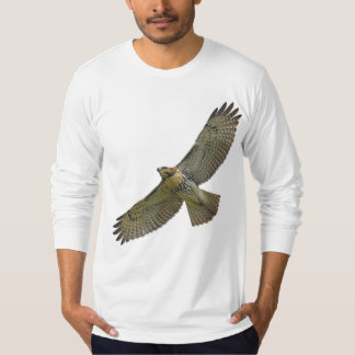 red-tail soaring T-shirt
