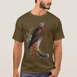 Red-tailed Black Hawk T-Shirt