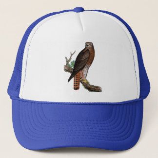 Red-tailed Black Hawk Trucker Hat