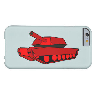 Red tank design phone case cover iphone 6/6s